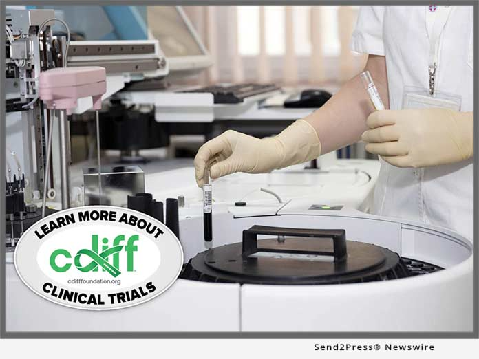 CDIFF Foundation - Clinical Trials Awareness