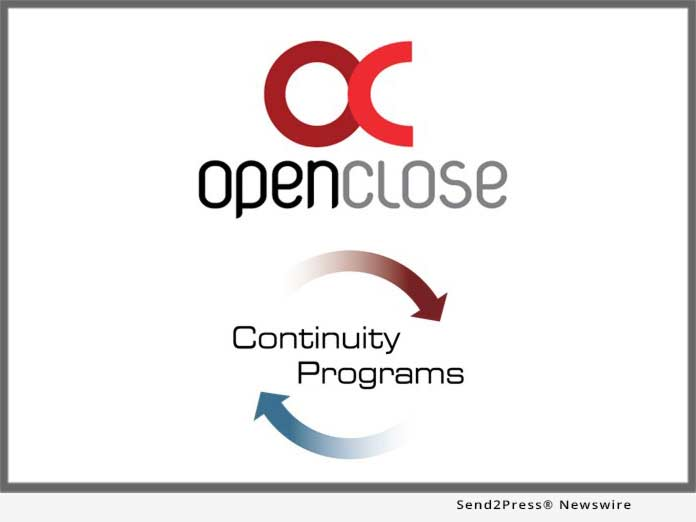 News from OpenClose