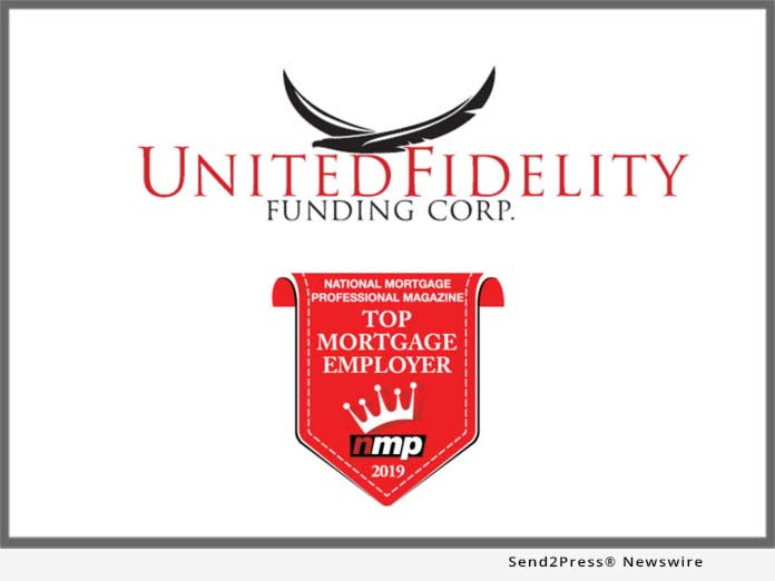 United Fidelity Funding - Top Employer