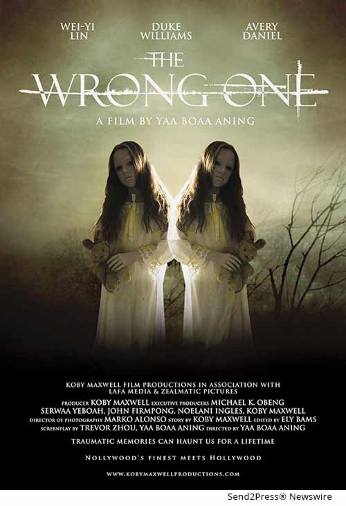 The Wrong One - Movie Poster