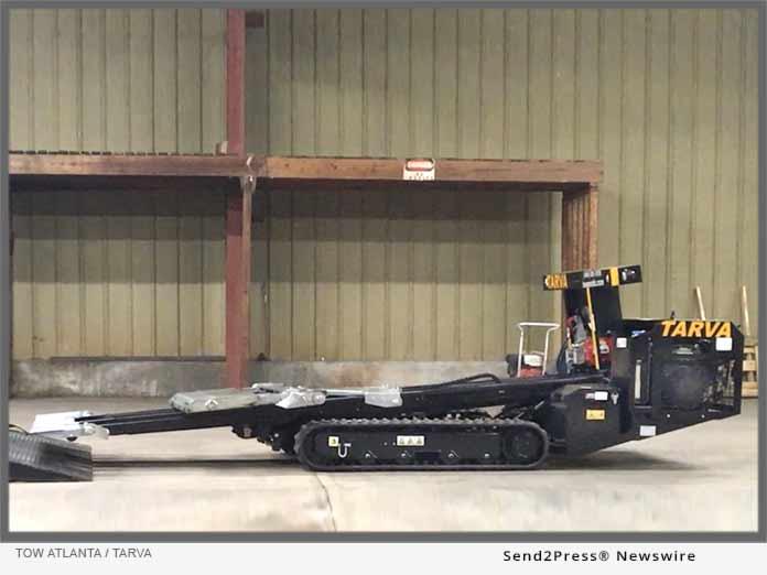 Tow Atlanta - TARVA Robot 2019