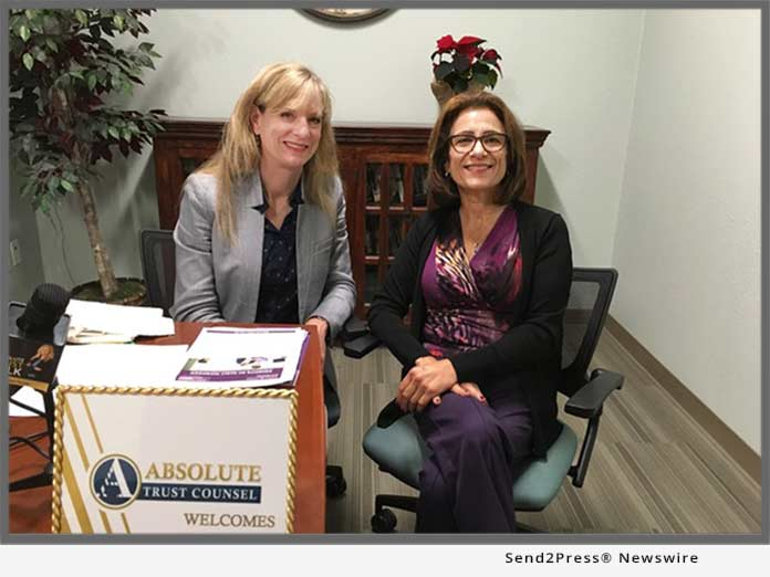 Absolute Trust Counsel welcomes Dori Sproul