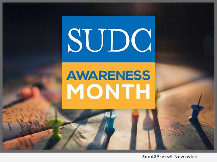 SUDC Awareness Month 2019