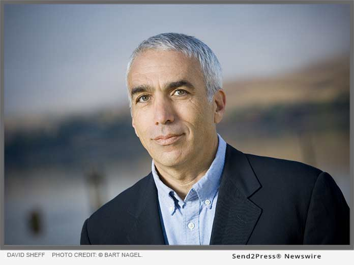 David Sheff - Photo credit: Bart Nagel