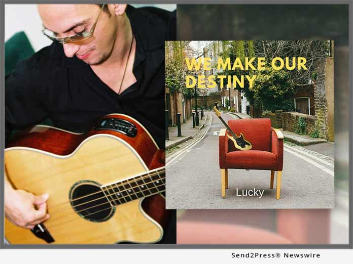 Lucky : We make Our Destiny album