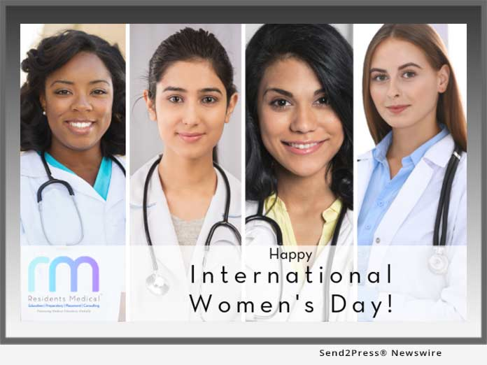 Residents Medical - International Womens Day