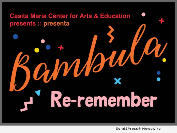 Casita Maria - Bambula Re-Remember