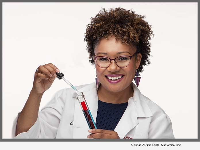 Erica Douglas - Sister Scientist