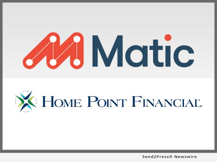 MATIC and Home Point Financial