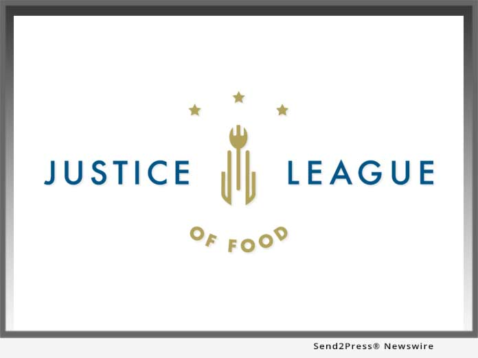 Justice League of Food