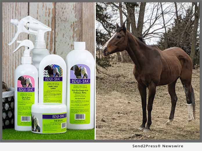 Equi-Spa Products and Missy
