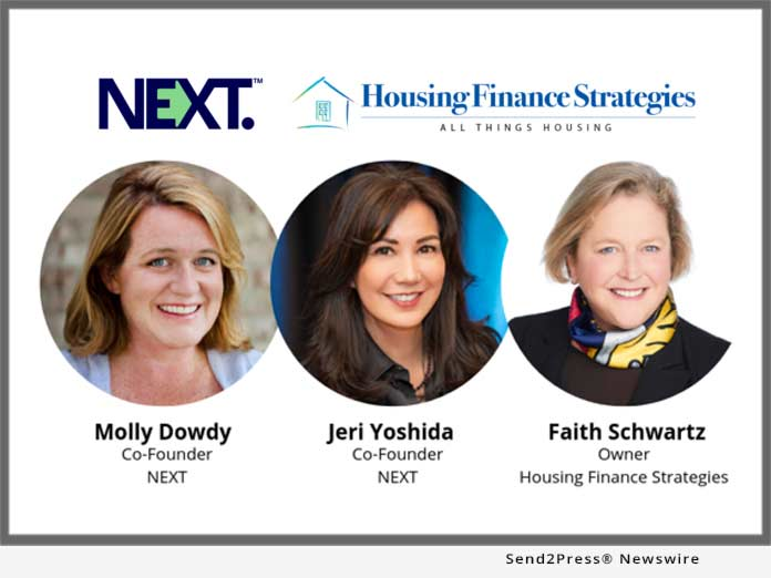 NEXT and Housing Finance Strategies