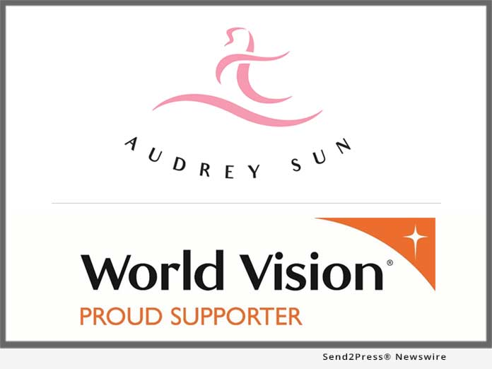 Audrey Sun and World Vision