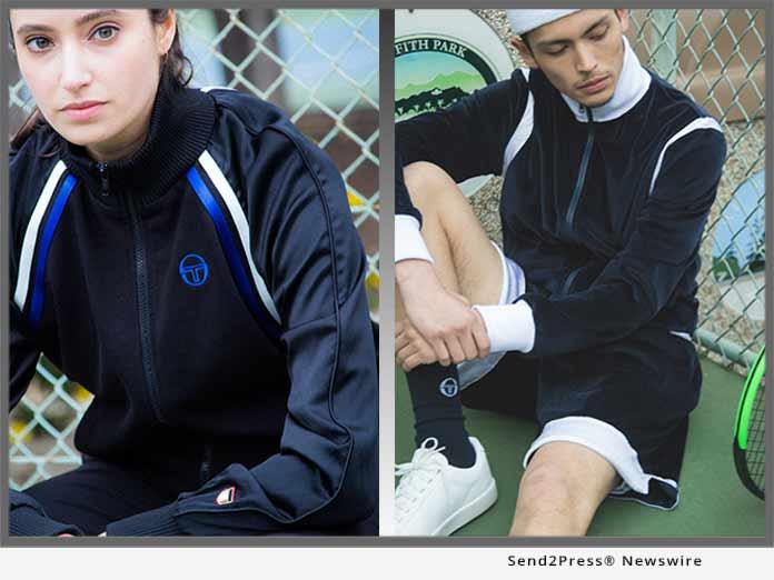 Sergio Tacchini sportswear