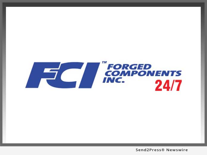 News from Forged Components Inc