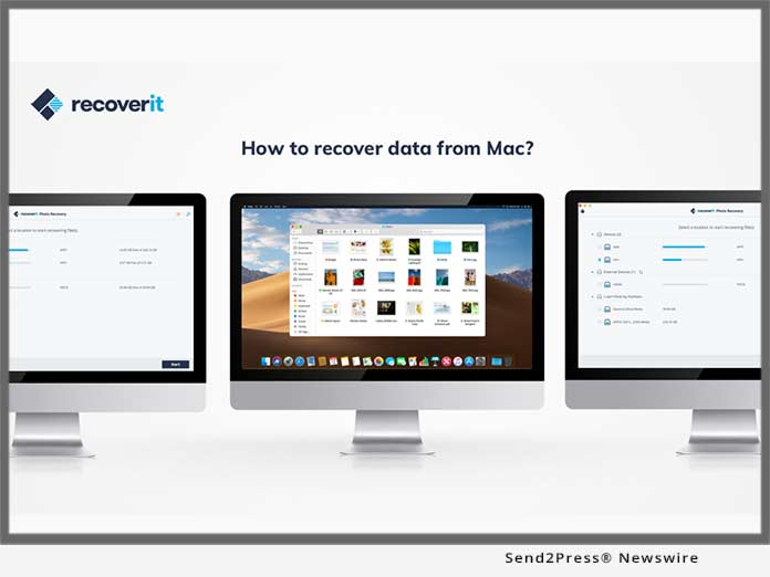 Wondershare RecoverIt for Mac 2019