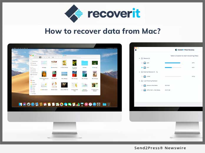 Recoverit for Mac software