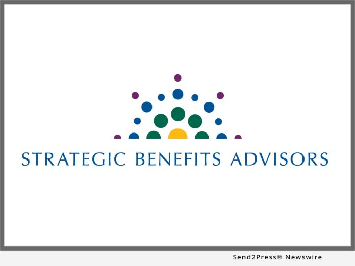 News from Strategic Benefits Advisors Inc.