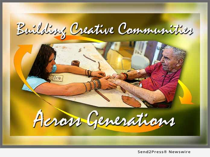 Creative Aging Network NC - Across Generations