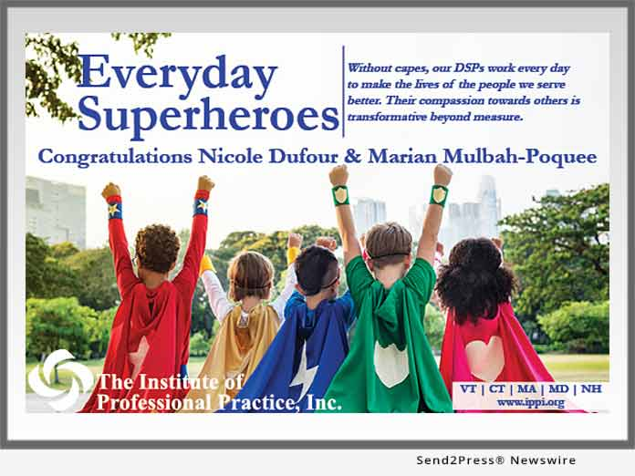IPPI Everyday Superheroes