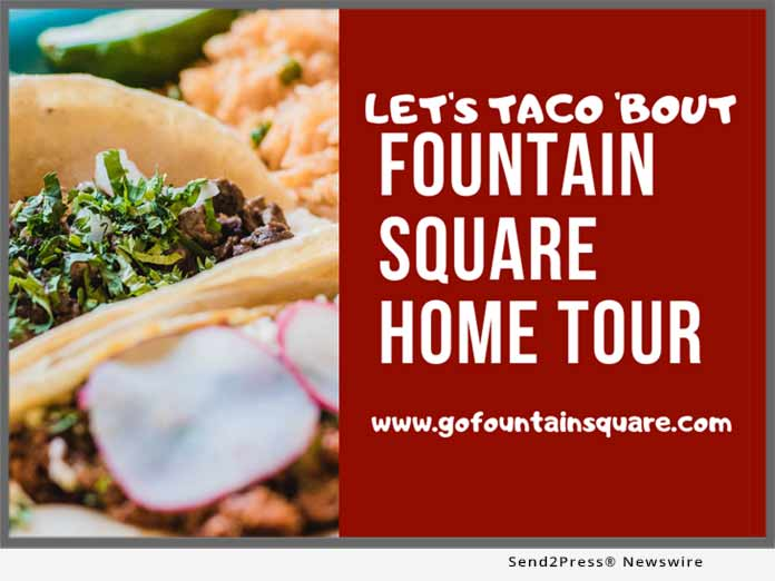 Let's Taco 'Bout Fountain Sq Home Tour
