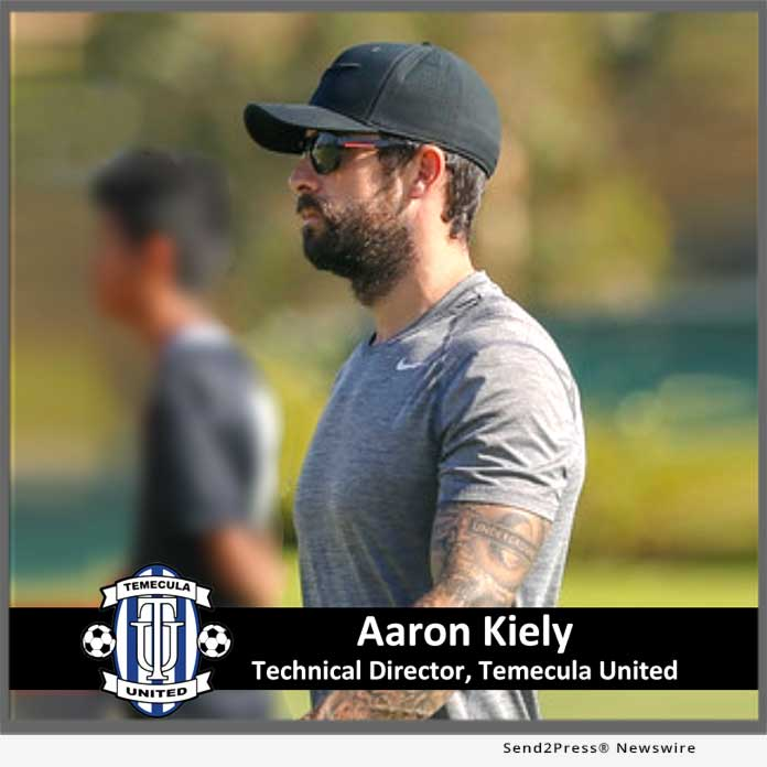Temecula United - Aaron Kieley