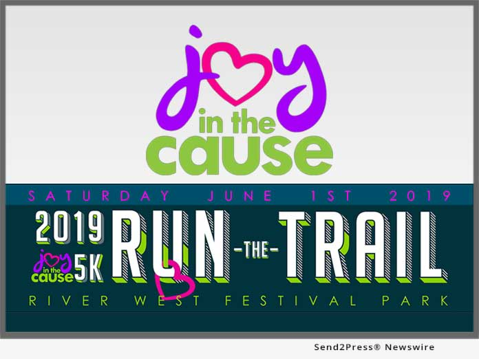Joy in the Cause - Run the Trail 2019