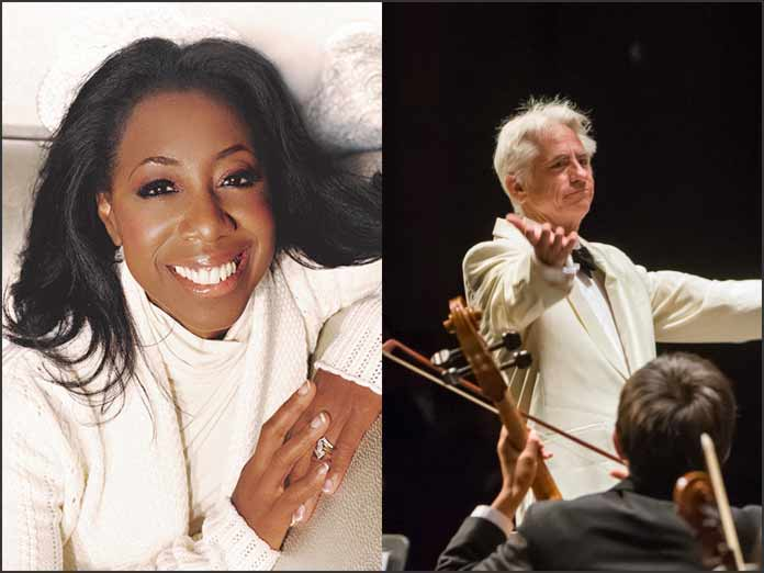 Oleta Adams and David Benoit
