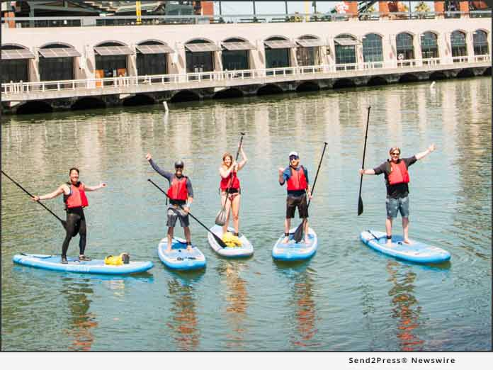 Adventure Out - Stand Up Paddleboarding
