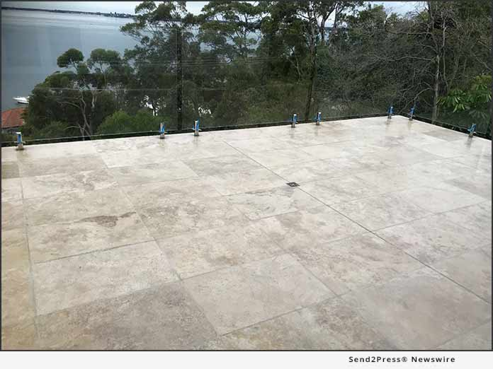 Remedial Membranes' waterproofing membrane