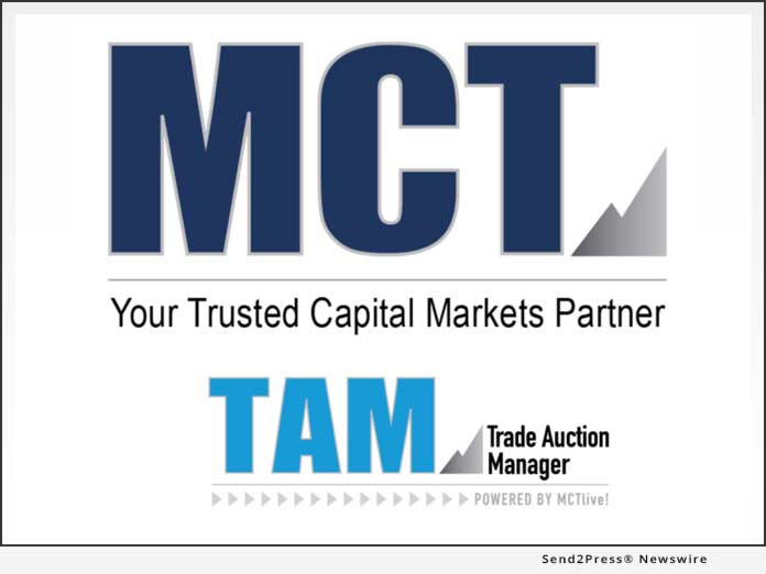 MCT TAM - Trade Auction Manager