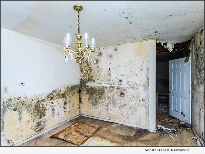 Water damage can destroy homes