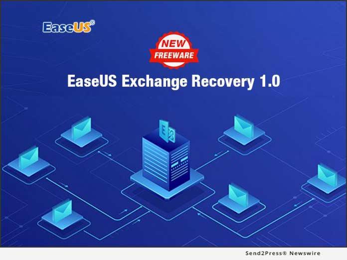 EaseUS Exchange Recovery 1.0