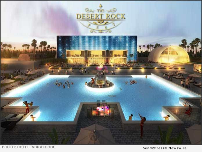 The Desert Rock Fest Coachella
