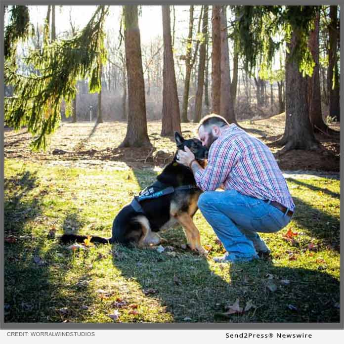 John Ranger, Guardian Angels Medical Service Dogs