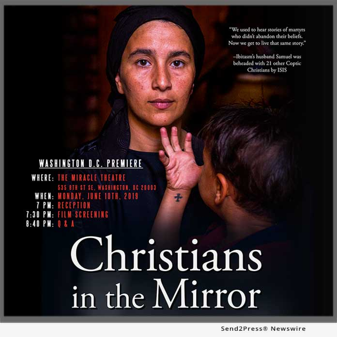 Christians in the Mirror - movie poster