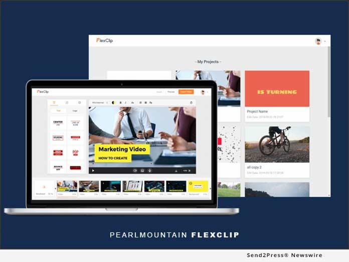 Launch: FlexClip Video Creation Platform Launches