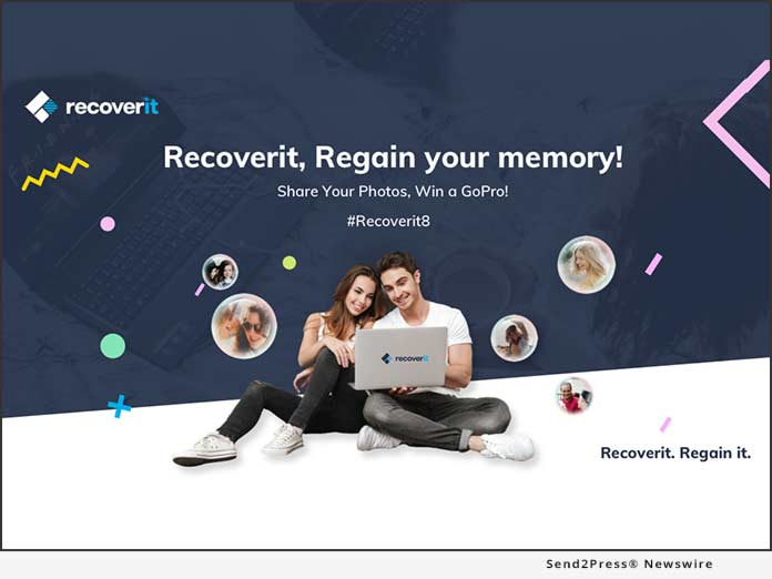 Wondershare Recoverit 8 - Regain