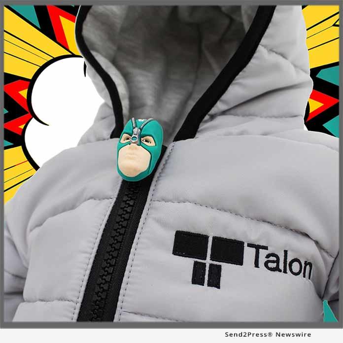 Talon Character Zip