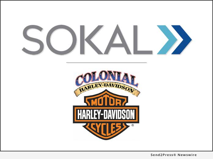 SOKAL and Colonial Harley Davidson