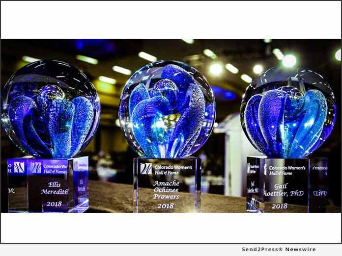 Colorado Women's Hall of Fame AWARDS