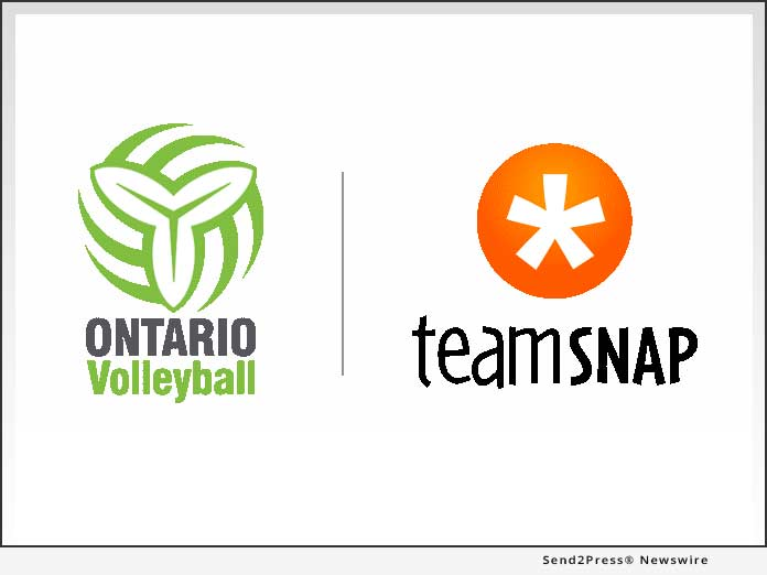 Ontario Volleyball and TeamSnap