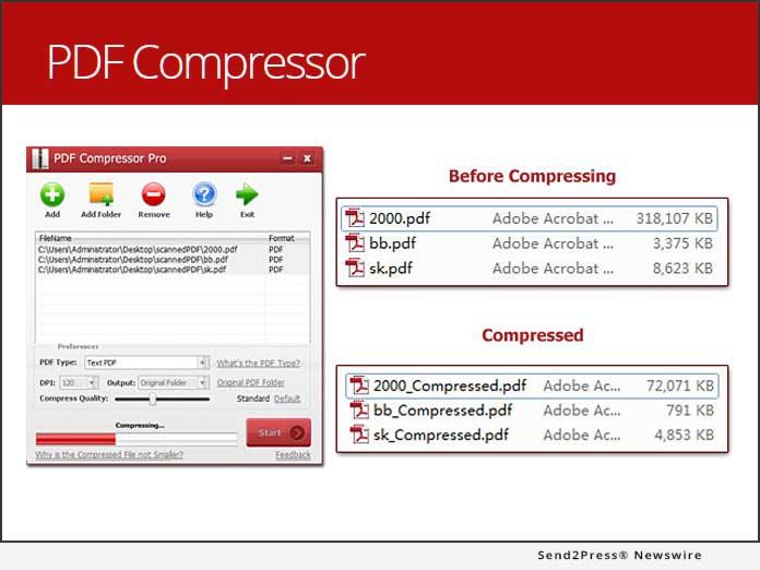PDF Compressor 2019
