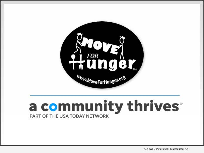 Move For Hunger - A Community Thrives