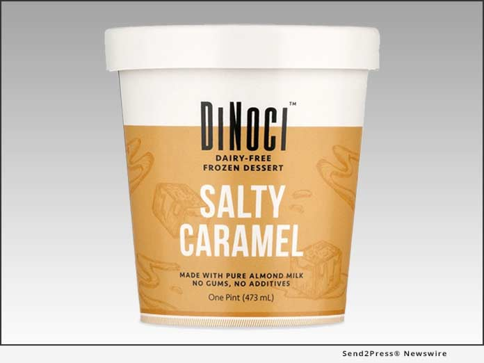DiNoci Salty Caramel Dessert