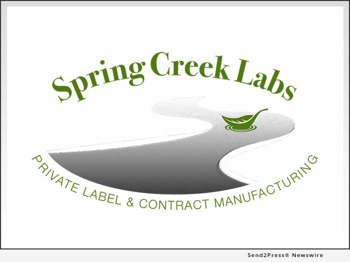News from Spring Creek Labs Inc