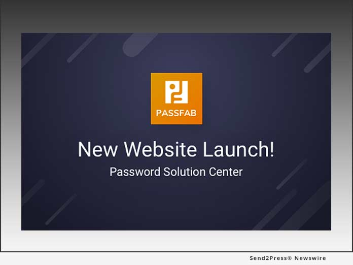 Passfab new site launch 2019