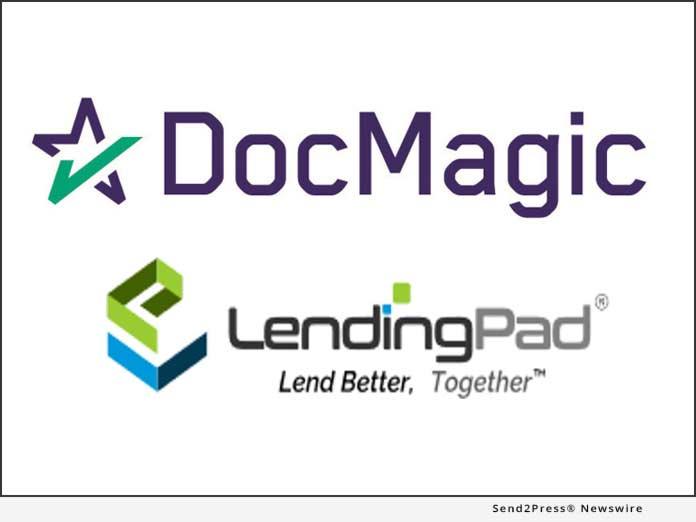 DocMagic and LendingPad