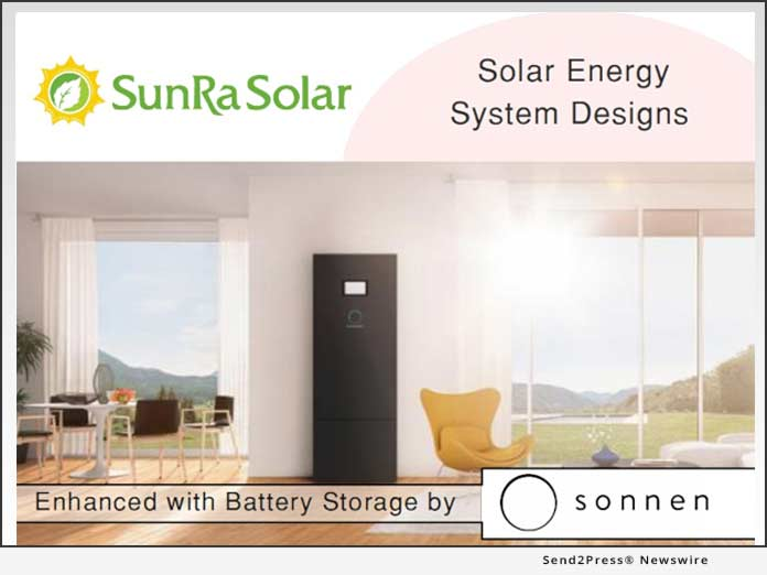 SunRa Solar and sonnen