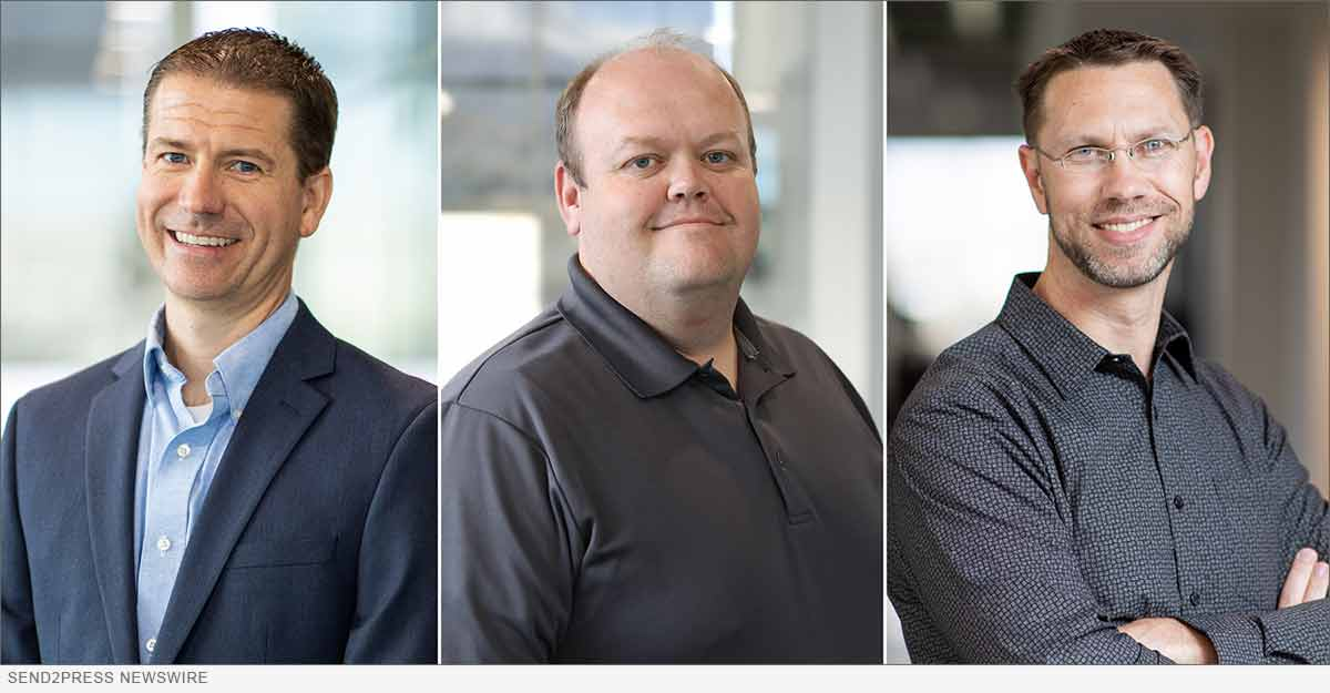 Besaw, McKenzie and Westra join SimpleNexus